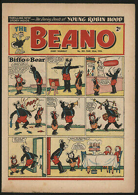 Beano #505, Mar 22Nd 1952. Really Nice Condition