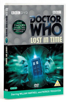 Doctor Who Lost In Time DVD Sci-Fi TV Series Region 2 Brand New