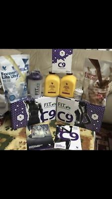 FOREVER LIVING C9 Pack -Chocolate Flavour NEXT DAY DELIVERY ORDER BEFORE 12.00AM
