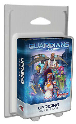 Guardians: Hero Pack - Uprising Board Game