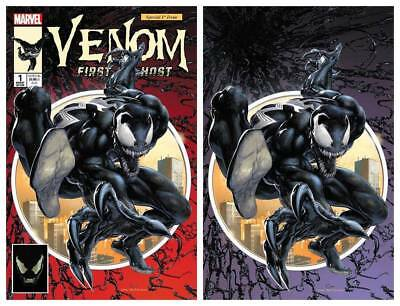 Venom First Host #1 Crain Asm #300 Homage Nycc Trade/Virgin Set Ltd To 1000 Sets