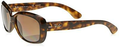 Ray Ban RB4101 710/T5 58MM Jackie Ohh Light Havana women Sunglasses