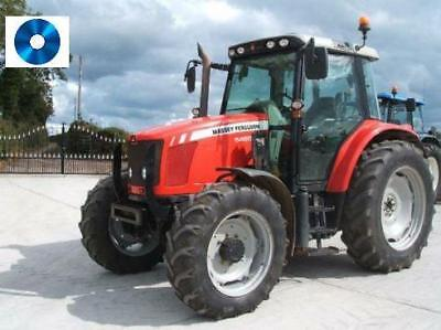 Massey Ferguson 5400 series all models Operators Manual Printed and Digital