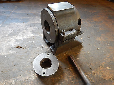 5C Collet Spin Index Fixture Machinist Tool Jig Fixture Grinding Mill