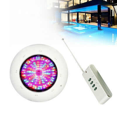 36W RGB LED Underwater Light IP68 Waterproof 12V Swimming Pool Lamp +Controller