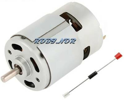 Mighty Mule, GTO FM500 FM502 Gate Opener Arm Motor Instructions & Diode