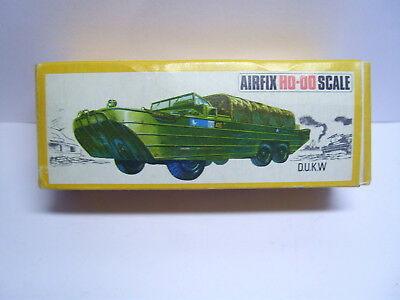 Airfix D.U.K.W. H00-00 Scale in Box