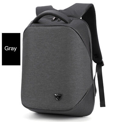 New 17 inch Fashion Laptop Pack USB Charging Bag Anti Theft Backpack Travel Pack