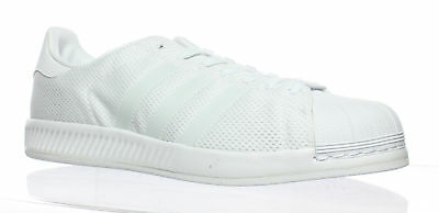 New Adidas Mens Superstar Bounce White Walking Shoes Size 11