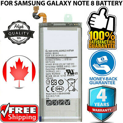 Brand New 3300mAh EB-BN950ABA/ABE For Samsung Galaxy Note 8 Lithium-ion Battery