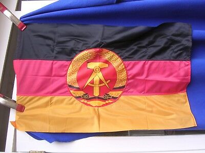New Authentic East German Flag USSR Germany
