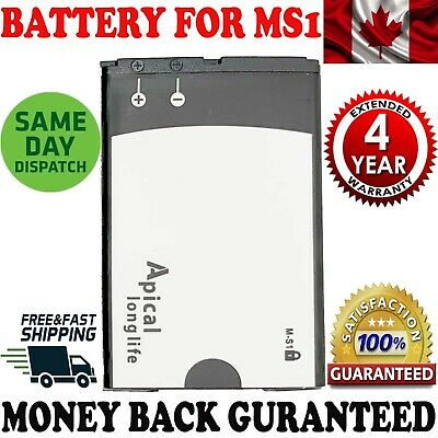 Brand New Replacement Battery For Blackberry Bold 9700 9780 9000 Battery MS1