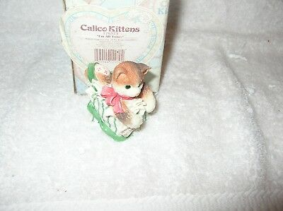 Calico Kittens,  I'm All Yours 1996 B/N/I/B