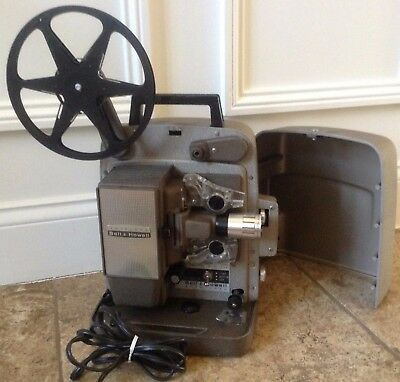 VTG Bell and Howell Autoload Super 8 Film Projector