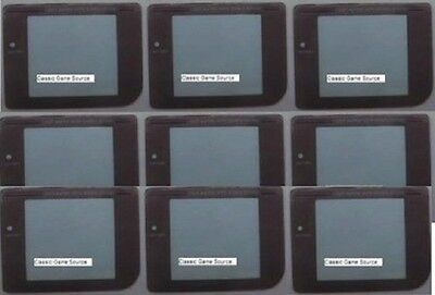 150 Piece Wholesale LOT Replacement Screens & Battery covers For Game Boy