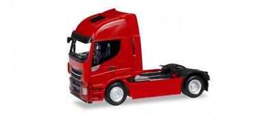 Herpa LKW Iveco HiWay XP SZM rot 309165
