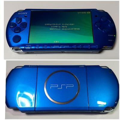 PlayStation  psp 3000 Body  With Soft(Super Robot Taisen) Software 4GB Sony