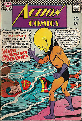 ACTION COMICS #338 (1966) DC Comics VG+
