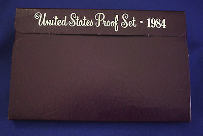 1984-s  U.S.Proof set. Genuine. complete and original as issued by US Mint.