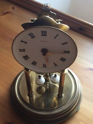Kundo Anniversary Clock  Approx 7.5 Inches In Height  SPARES OR REPAIR