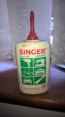 Singer Oil Can Oiler