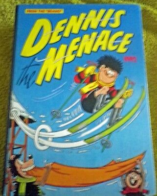 The Dennis The Menace Annual 1992 VGC Beano