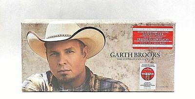 Garth Brooks The Ultimate Collection 10 Disc Set - COUNTRY/WESTERN music CD