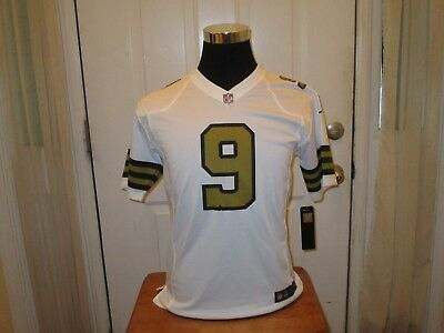 69a96b6e5 Brand New Drew Brees New Orleans Saints  9 YOUTH S-M-XL Color Rush Nike