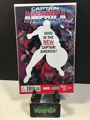 CAPTAIN AMERICA #25 First Appearance of Sam Wilson