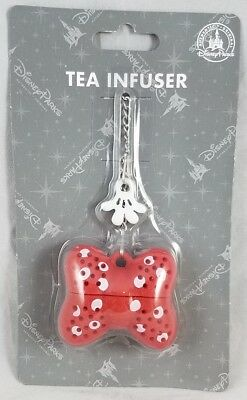 Disney Parks Tea Infuser Bow Minnie Mouse Bow - NEW
