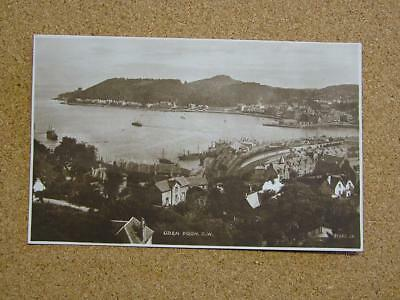 1900s Photo Postcard Oban from South West,Scotland.