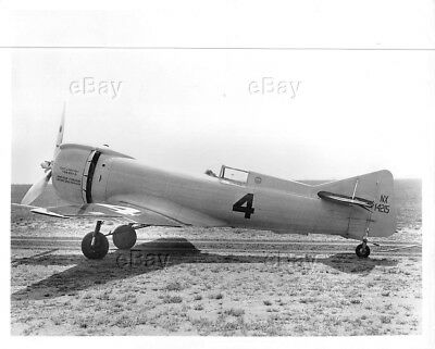 Vintage Original Aircraft Photo Nx14215 Marcoux-Bromberg Pratt Whitney Airplane