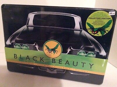 1/32 Round 2 Black Beauty Model Car From The Green Hornet Kit In Collectors Tin