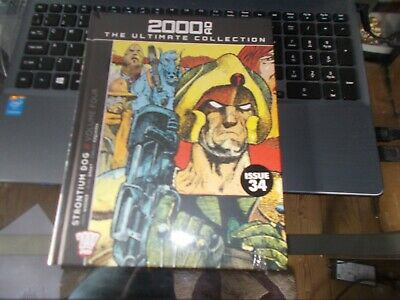 2000Ad - The Ultimate Collection - Issue 34 (Vol.**) Strontium Dog - Volume Four