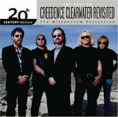 Creedence Clearwater Revisited Best Of Live Canada 1997 CD NEW SEALED Revival