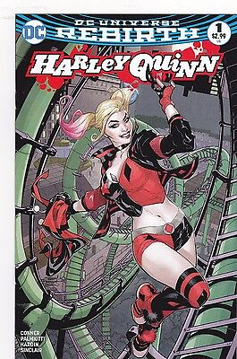 Harley Quinn Vol 3 #1 Midtown Exclusive Terry Dodson Color Variant / Dc Rebirth