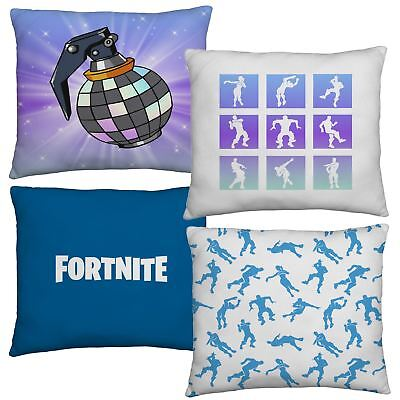 Official Fortnite Bomb/Emotes/Llama Cushion Matches Bedding *IN STOCK*