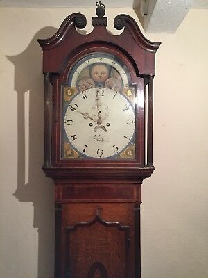 Grandfather Clock Antique