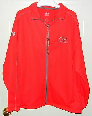 Choko Chevrolet Jacket Coat Size Large