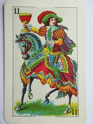 Clemente Jacques. Wunderschoenes Kartenspiel Mexico. Gallo. Great playing cards.