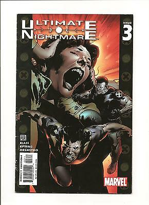 "MARVEL COMIC ""ULTIMATE NIGHTMARE"" No.3 DECEMBER 2004"