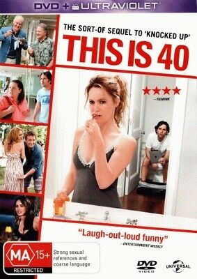 This is 40 = NEW DVD R4