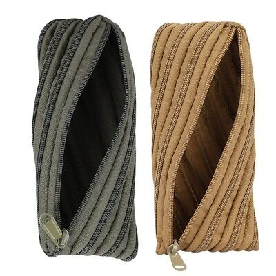 Camping Fishing Portable Military Army Accessories Storage Bag Cord Rope Pouch