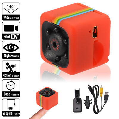 Full HD 1080P Car Hidden Sport DV DVR Spy Cam IR Night Vision Mini Camera LF846