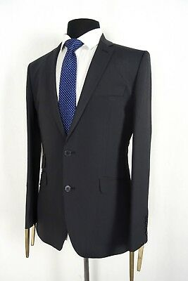 6c16d138535c MEN'S LIMEHAUS SILVER Grey Tonic Slim Fit Suit VB148 - £48.99 ...