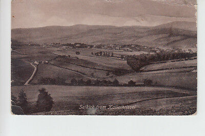 View of Selkirk from Katiethrissel?