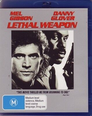 Lethal Weapon = NEW Blu-Ray Region B