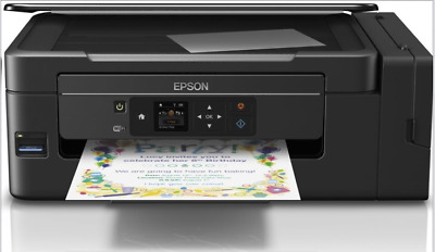 Epson EcoTank ET-2650 Printer - All-in-One Wireless Inkjet Printer Eco Tank