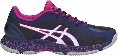 Asics Netburner Super FF Womens Netball Shoes - Blue