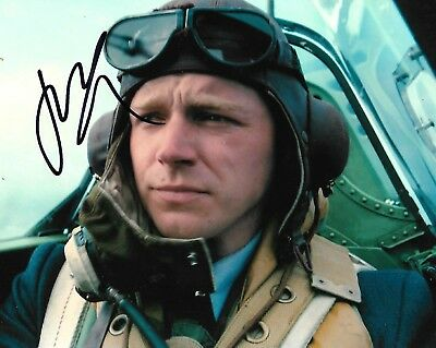 Jack Lowden Signed 8x10 Photograph Dunkirk War and Peace
